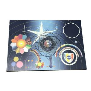 mesa quântica azul avançada
